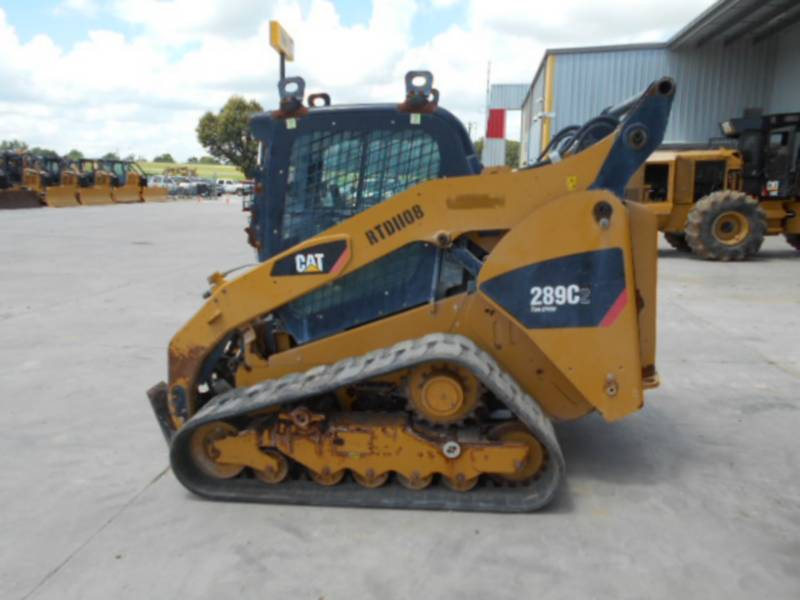 CATERPILLAR MULTI TERRAIN LOADERS 289C2 equipment  photo 6