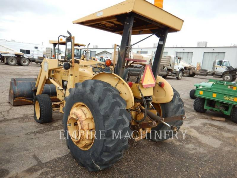 FORD / NEW HOLLAND INDUSTRIAL LOADER 345C equipment  photo 3