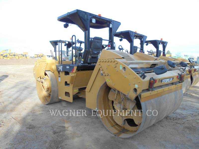 CATERPILLAR COMPACTORS CB64 equipment  photo 2