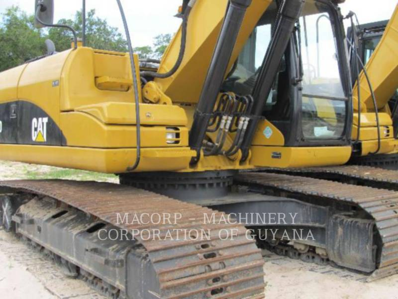 Caterpillar EXCAVATOARE PE ŞENILE 320D equipment  photo 5
