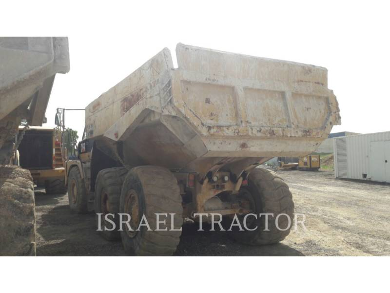 CAT TRADE-IN ARTICULATED TRUCKS 730C equipment  photo 2