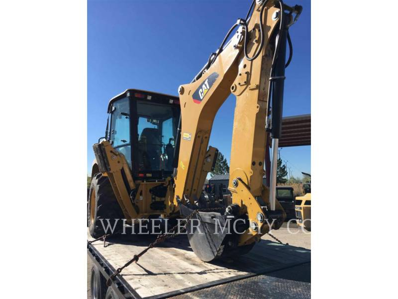 CATERPILLAR CHARGEUSES-PELLETEUSES 420F2 E equipment  photo 3