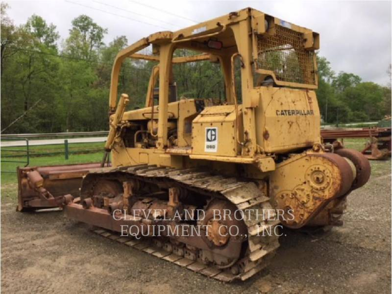 CATERPILLAR TRACK TYPE TRACTORS D6D equipment  photo 3
