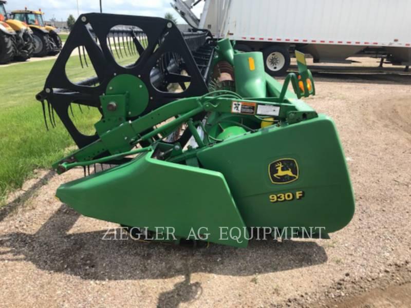 DEERE & CO. Rabatteurs 930F equipment  photo 3