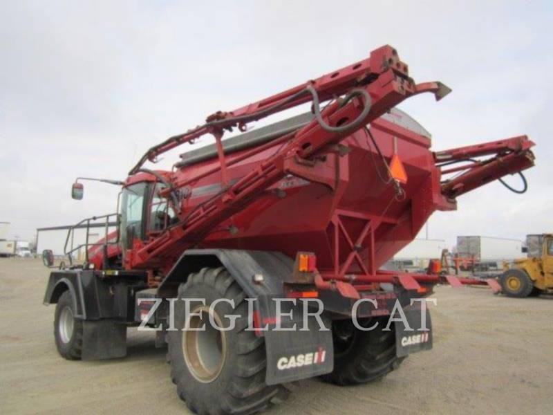 CASE/NEW HOLLAND FLUTUADORES TITAN4520 equipment  photo 5