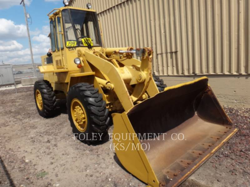 CATERPILLAR WHEEL LOADERS/INTEGRATED TOOLCARRIERS 926 equipment  photo 1