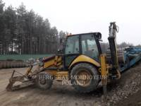 Equipment photo CATERPILLAR 428E KOPARKO-ŁADOWARKI 1