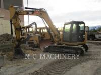 CATERPILLAR ESCAVATORI CINGOLATI 308E2 CRCB equipment  photo 2