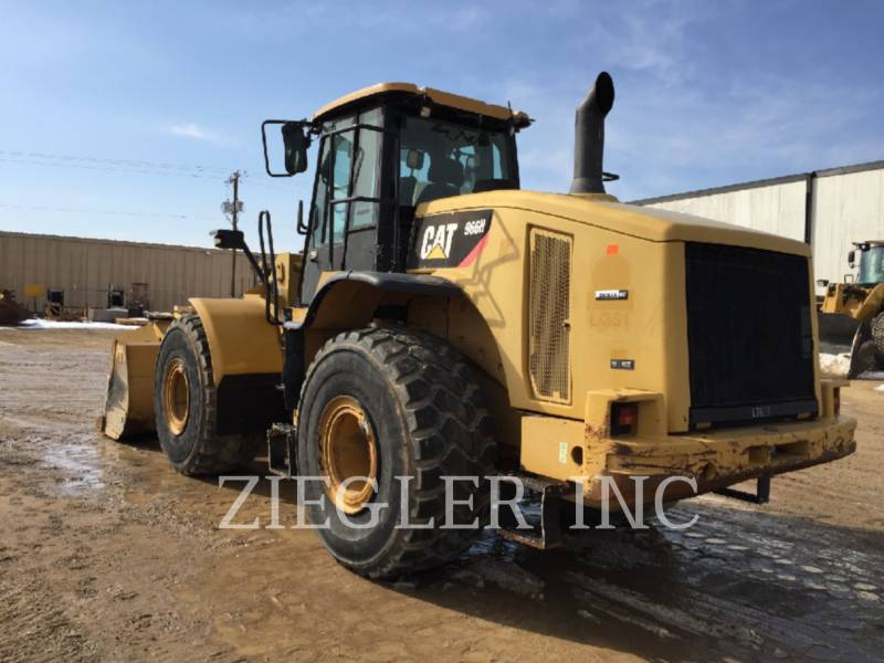 CATERPILLAR MINING WHEEL LOADER 966H equipment  photo 3