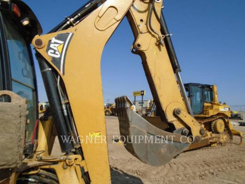 CATERPILLAR RETROESCAVADEIRAS 430E 4WDE equipment  photo 8