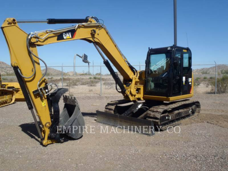 CATERPILLAR EXCAVADORAS DE CADENAS 308E2 SB equipment  photo 4