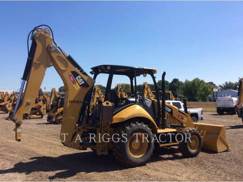 CATERPILLAR BACKHOE LOADERS 420F 4 equipment  photo 5