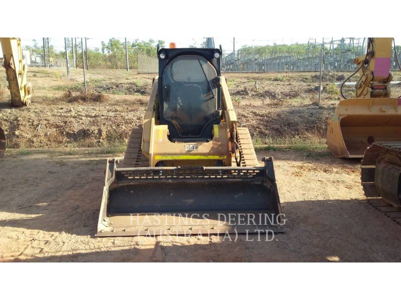 CATERPILLAR PALE CINGOLATE MULTI TERRAIN 279DLRC equipment  photo 6