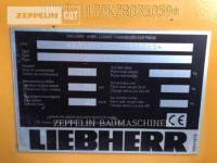 LIEBHERR PALE GOMMATE/PALE GOMMATE MULTIUSO L580 equipment  photo 2