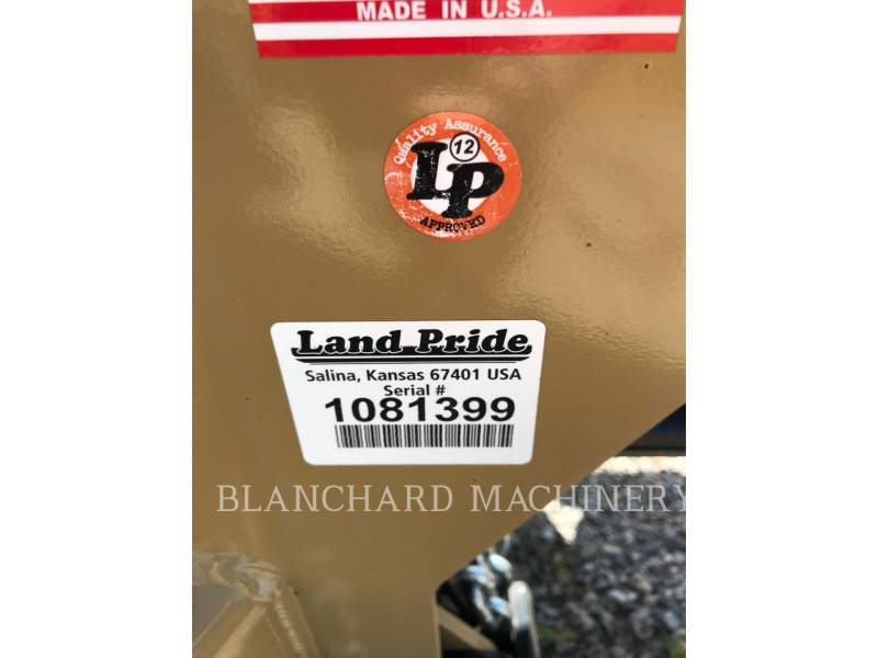 LANDPRIDE/GREAT PLAINS MFG. HERRAMIENTA DE TRABAJO - SEGADORA RCR5615 equipment  photo 5