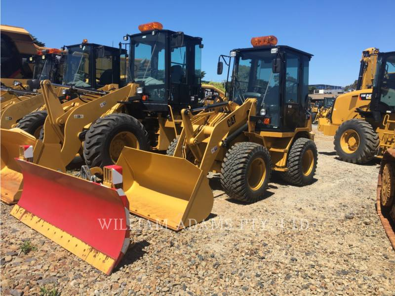 CATERPILLAR CARGADORES DE RUEDAS 902B equipment  photo 2