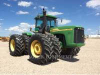 DEERE & CO. TRATTORI AGRICOLI 9520 equipment  photo 5