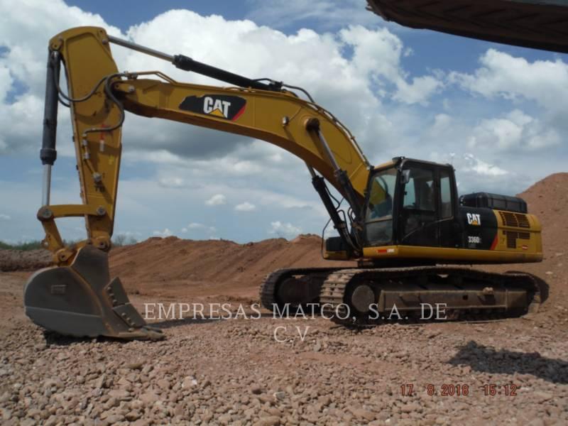 CATERPILLAR KETTEN-HYDRAULIKBAGGER 336D2L equipment  photo 2