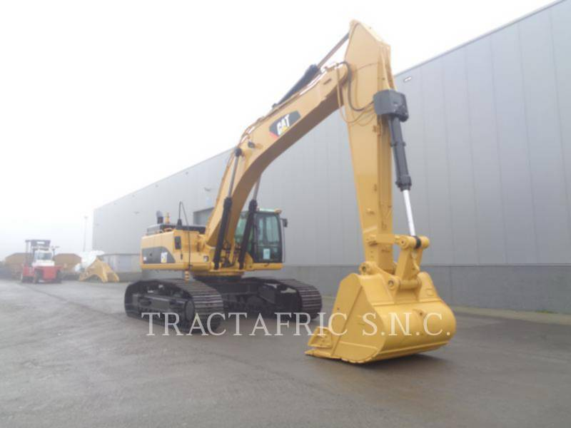 CATERPILLAR PELLE MINIERE EN BUTTE 345 DL equipment  photo 4