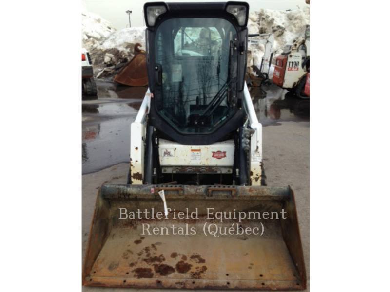 BOBCAT MULTI TERRAIN LOADERS T450 equipment  photo 5