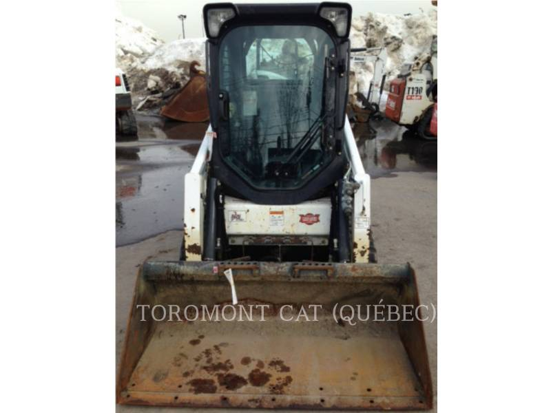 BOBCAT SKID STEER LOADERS T450 equipment  photo 5