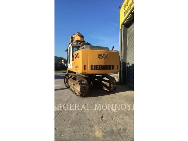 LIEBHERR TRACK EXCAVATORS R944 equipment  photo 3