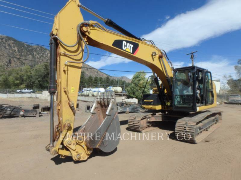 CATERPILLAR EXCAVADORAS DE CADENAS 320E LRR P equipment  photo 4