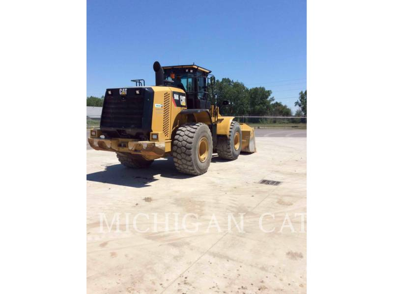 CATERPILLAR CARGADORES DE RUEDAS 966K Q equipment  photo 3