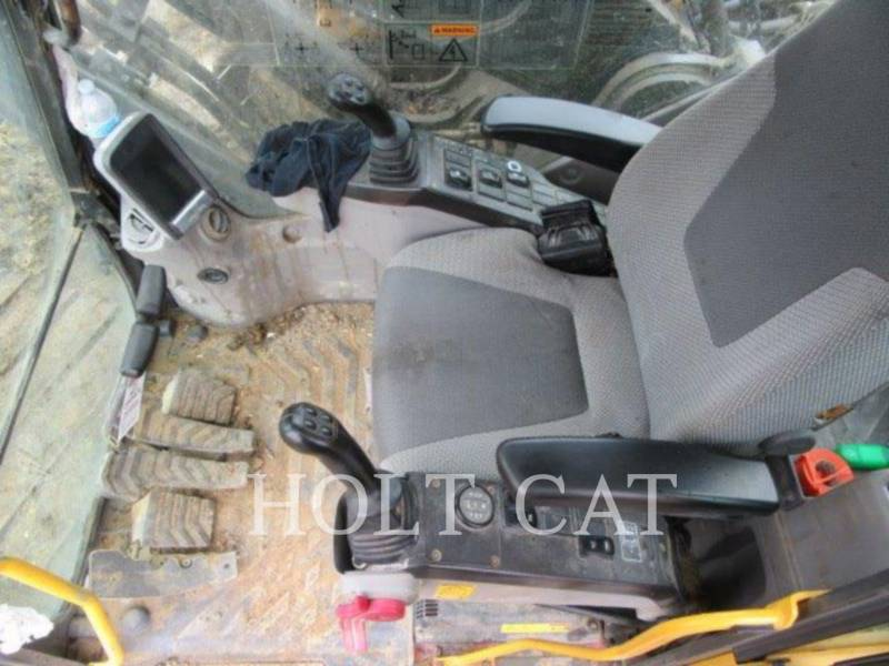 VOLVO TRACK EXCAVATORS 340D equipment  photo 7