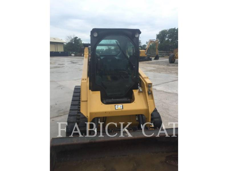 CATERPILLAR MULTI TERRAIN LOADERS 259D C3H2 equipment  photo 5
