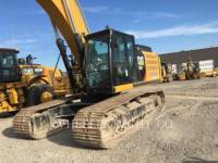 CATERPILLAR ESCAVATORI CINGOLATI 336F L CF equipment  photo 2