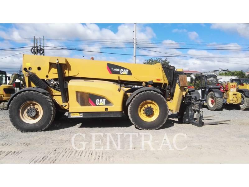 CATERPILLAR TELEHANDLER TL1055C equipment  photo 5
