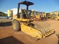 CATERPILLAR COMPACTEUR VIBRANT, MONOCYLINDRE LISSE CS-423E equipment  photo 1