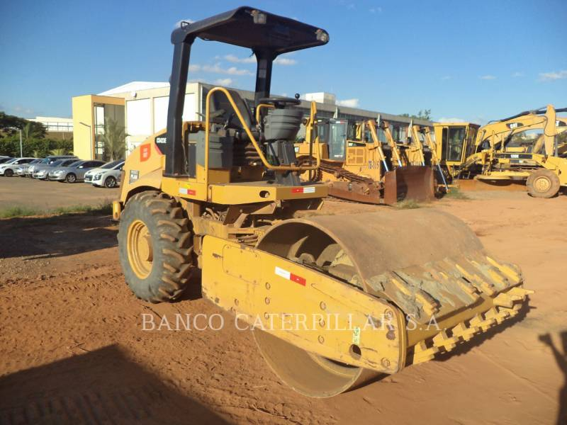 CATERPILLAR COMPACTADORES DE SUELOS CS-423E equipment  photo 1