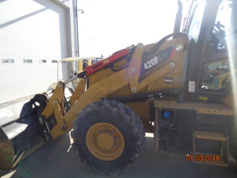 CATERPILLAR バックホーローダ 420F2IT equipment  photo 8