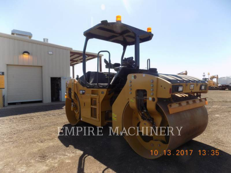 CATERPILLAR VIBRATORY DOUBLE DRUM ASPHALT CB10 equipment  photo 1
