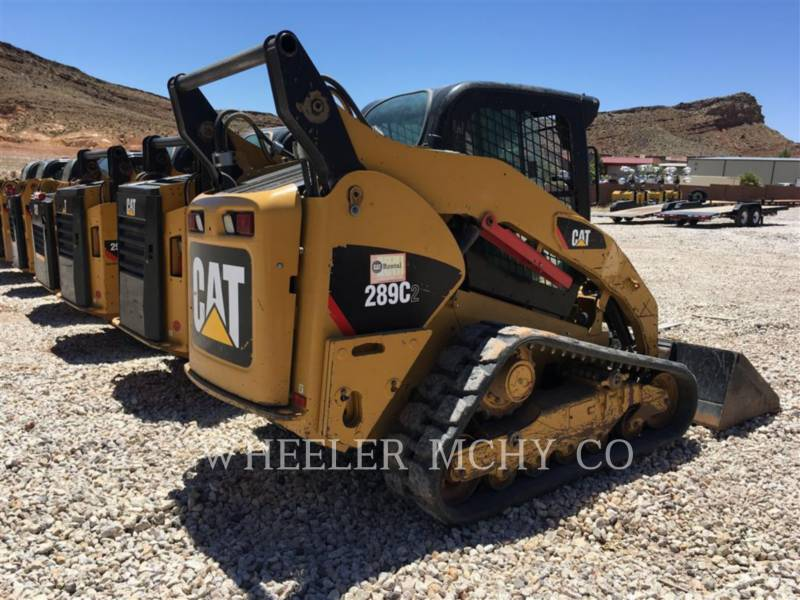 CATERPILLAR CHARGEURS TOUT TERRAIN 289C2 C3T2 equipment  photo 1