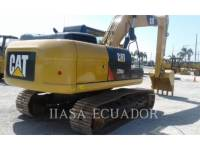 CATERPILLAR ESCAVATORI CINGOLATI 320D2GC equipment  photo 3