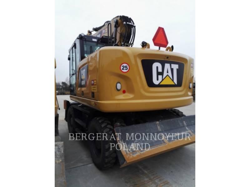 CATERPILLAR PELLES SUR PNEUS M314 F equipment  photo 5