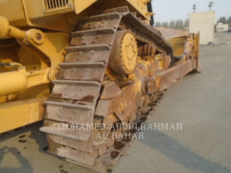 CATERPILLAR TRACK TYPE TRACTORS D8RLRC equipment  photo 10