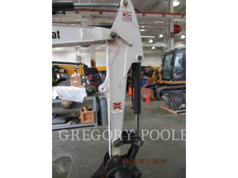 BOBCAT TRACK EXCAVATORS E35 equipment  photo 12