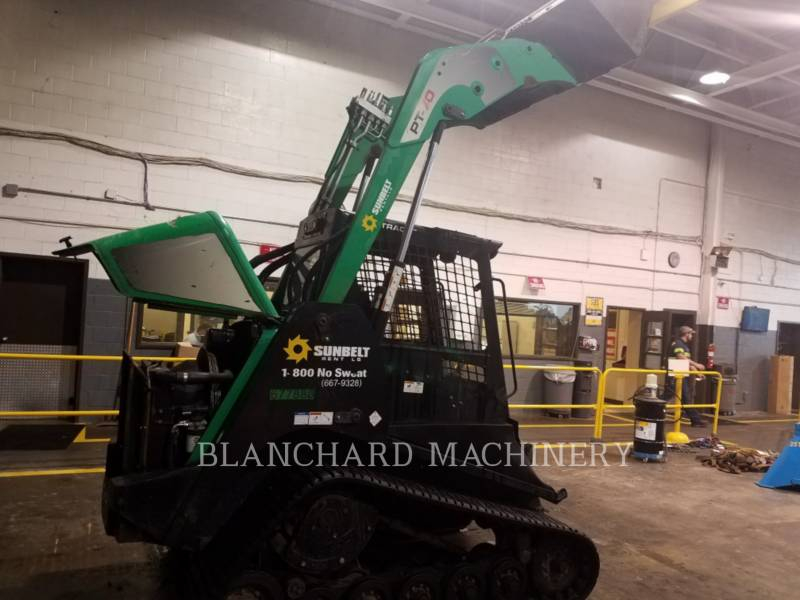 TEREX CORPORATION CHARGEURS COMPACTS RIGIDES PT70 equipment  photo 5