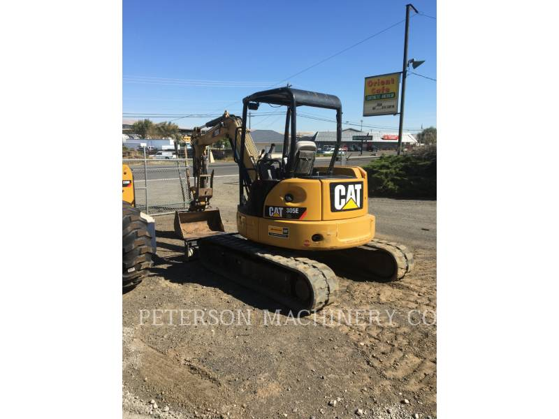 CATERPILLAR EXCAVADORAS DE CADENAS 305E CR equipment  photo 3