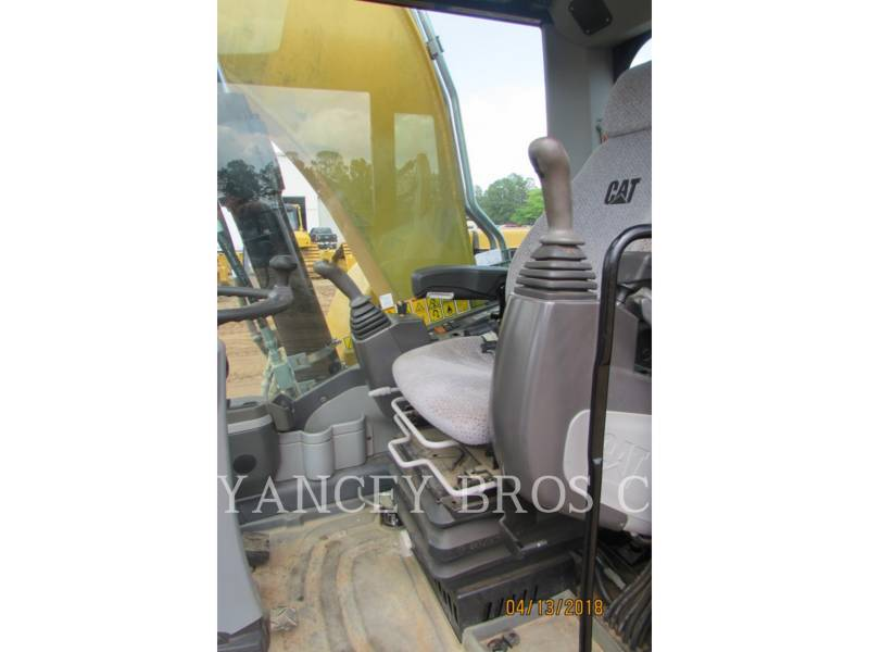 CATERPILLAR EXCAVADORAS DE RUEDAS M318D equipment  photo 10