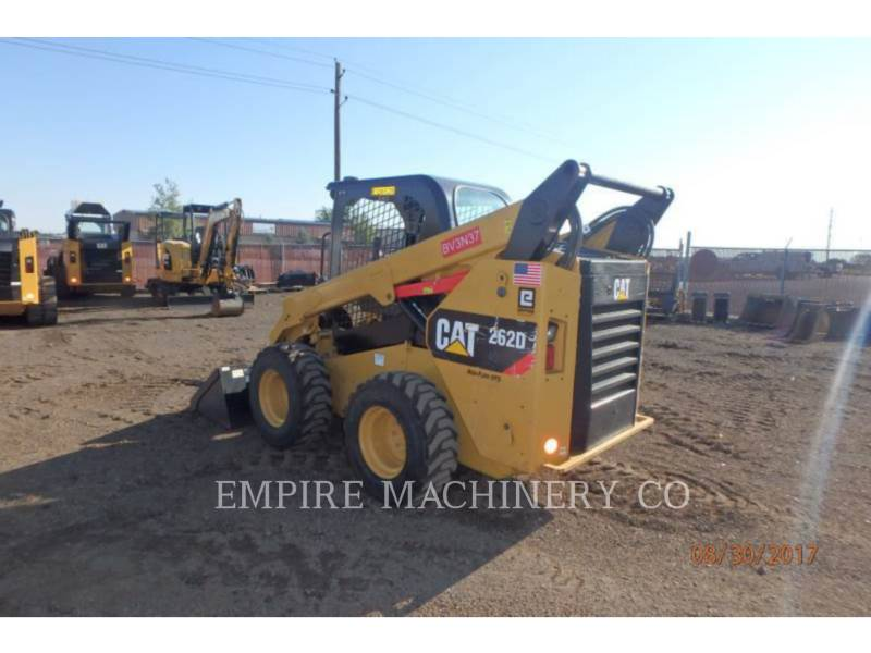 CATERPILLAR KOMPAKTLADER 262D XPS equipment  photo 3
