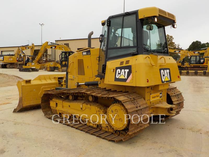 CATERPILLAR TRACTEURS SUR CHAINES D6K2 LGP equipment  photo 9