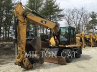 CATERPILLAR MOBILBAGGER M313D equipment  photo 2