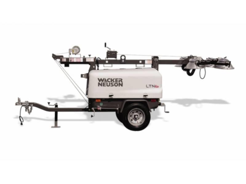 WACKER CORPORATION ライト・タワー MLT6SC equipment  photo 1
