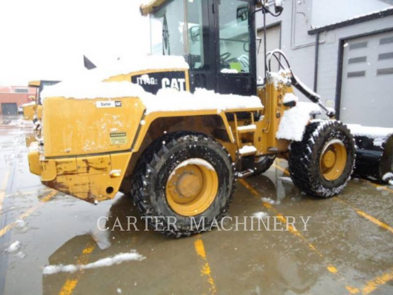 CATERPILLAR WHEEL LOADERS/INTEGRATED TOOLCARRIERS IT14G2 3V equipment  photo 7