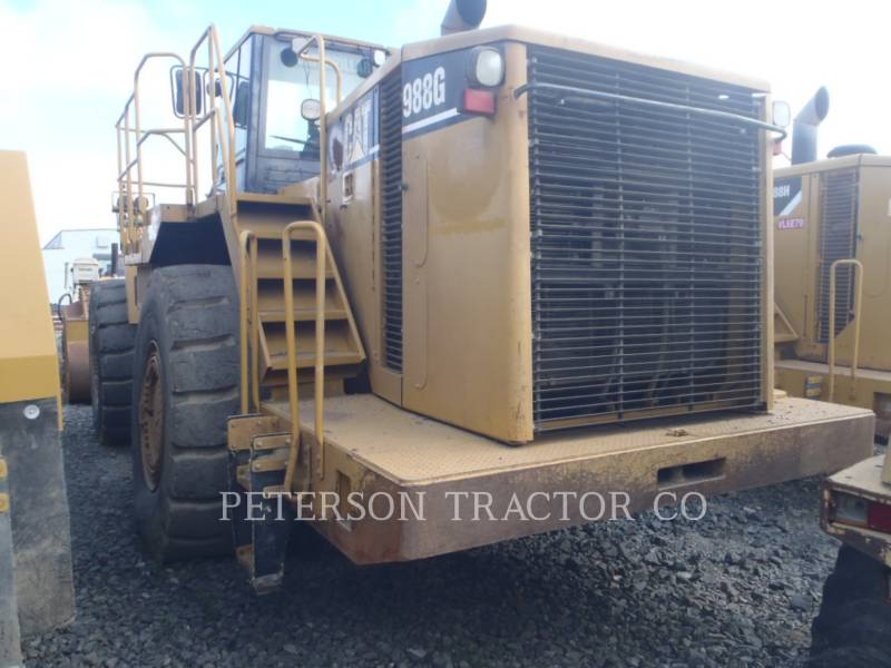 CATERPILLAR CARGADORES DE RUEDAS 988G equipment  photo 3